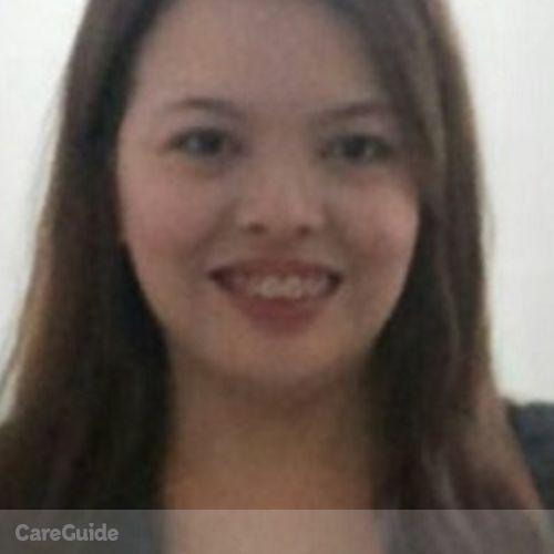 Canadian Nanny Provider Maria V's Profile Picture