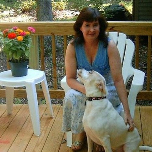 Pet Care Provider Susan M's Profile Picture