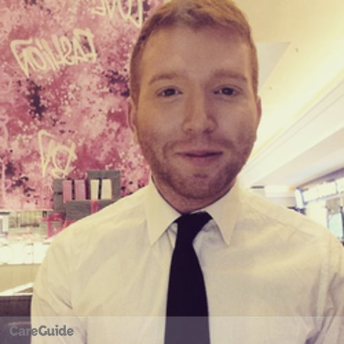 Canadian Nanny Provider Douglas Padua's Profile Picture