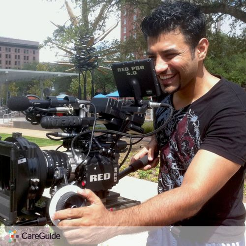 Videographer Provider Ray Khan's Profile Picture