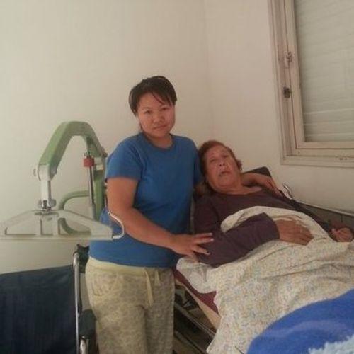 Elder Care Provider Grishma Rai's Profile Picture