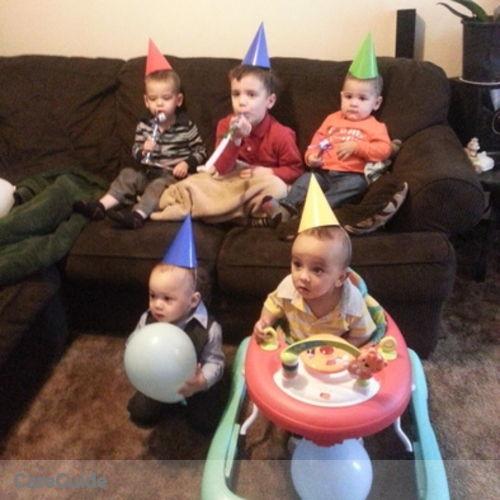 Child Care Provider Tiffany Robinson's Profile Picture