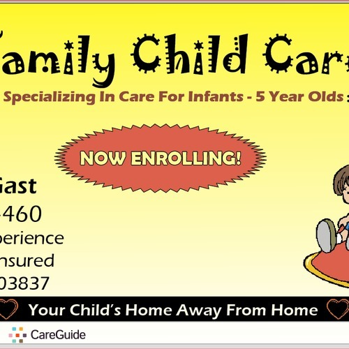 Babysitter, Daycare Provider in Palm Harbor