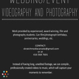 Videographer in Toronto
