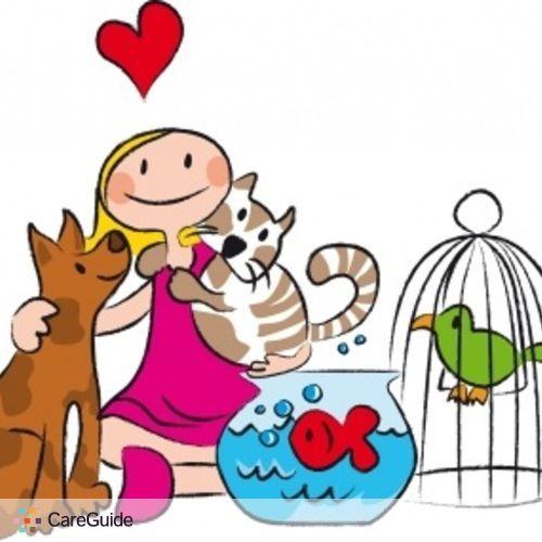 Pet Care Provider Chelsea Beach's Profile Picture
