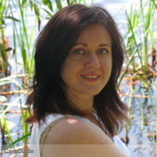 Canadian Nanny Provider Natalia 's Profile Picture