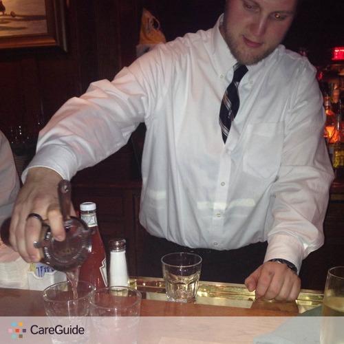Chef Provider Andrew Larsen's Profile Picture