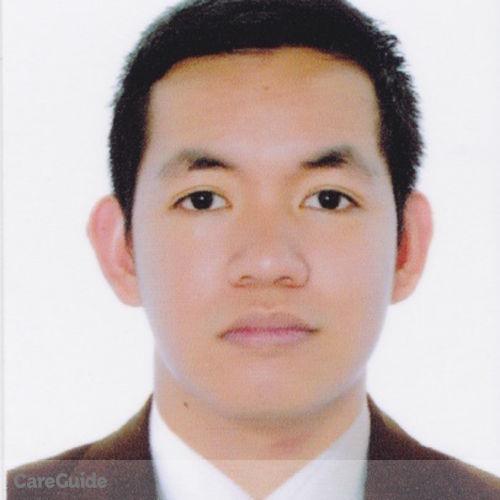 Canadian Nanny Provider Shaun Carlo C's Profile Picture