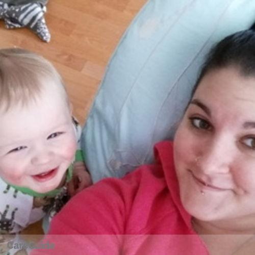 Canadian Nanny Provider Shawna Burkett's Profile Picture