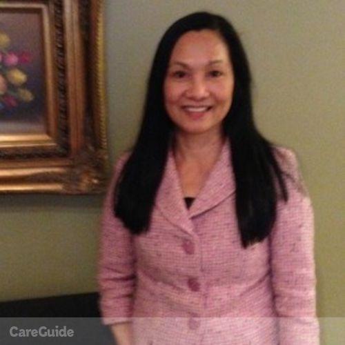 Canadian Nanny Provider Rosie Mapa's Profile Picture