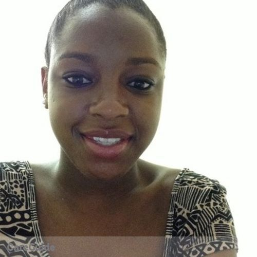 Child Care Provider Aminah Jones-Benjamin's Profile Picture