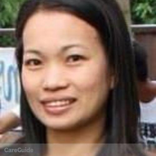 Canadian Nanny Provider Mariflor Requimin's Profile Picture