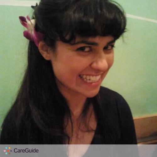 Child Care Provider Nargis Khestoo's Profile Picture