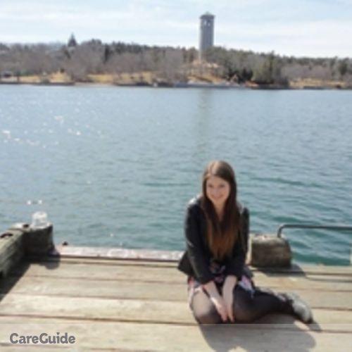 Canadian Nanny Provider Kiera 's Profile Picture