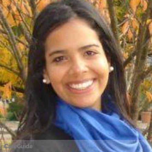 Canadian Nanny Provider Carla Carvalho's Profile Picture