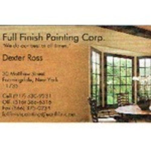 Painter Job 's Profile Picture