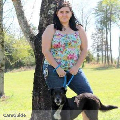 Pet Care Provider Ashlee Burt's Profile Picture