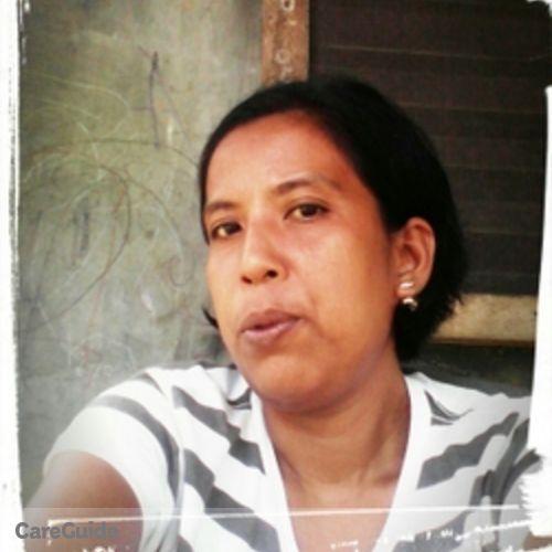 Canadian Nanny Provider Minerva Galope's Profile Picture