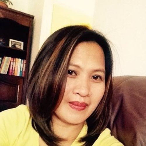 Canadian Nanny Provider Marivic V's Profile Picture