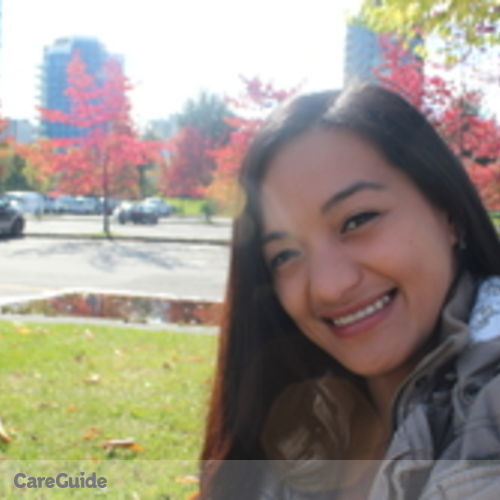Canadian Nanny Provider Farrah Lyn Kesaed's Profile Picture