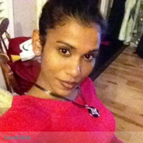 Canadian Nanny Provider Isanka Ratnayaka's Profile Picture
