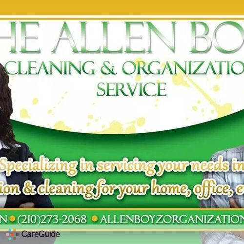 Housekeeper Provider Angela Allen's Profile Picture