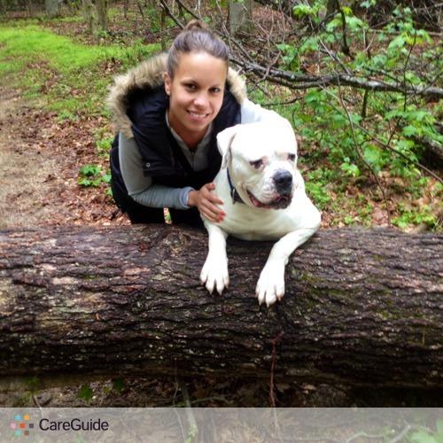 Pet Care Provider Anetka Pilatova's Profile Picture