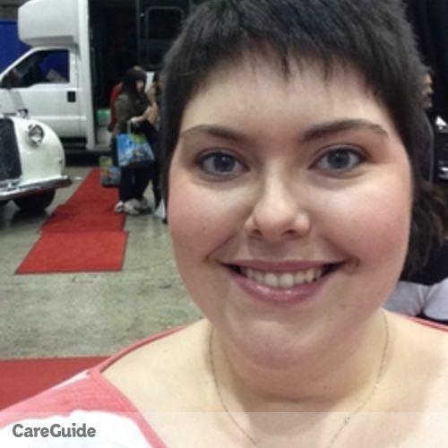 Canadian Nanny Provider Mélanie R's Profile Picture