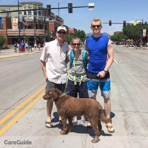 Pet Care Provider Nolan Bixler's Profile Picture