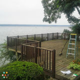 Painter in Canandaigua