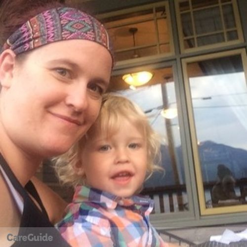 Canadian Nanny Provider Jaralie Deck's Profile Picture