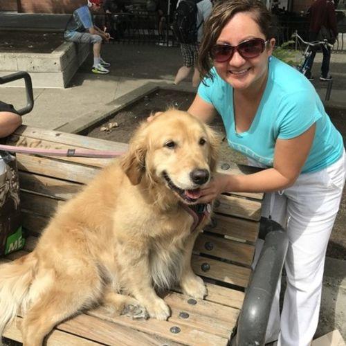 Pet Care Provider Milena Godoy's Profile Picture