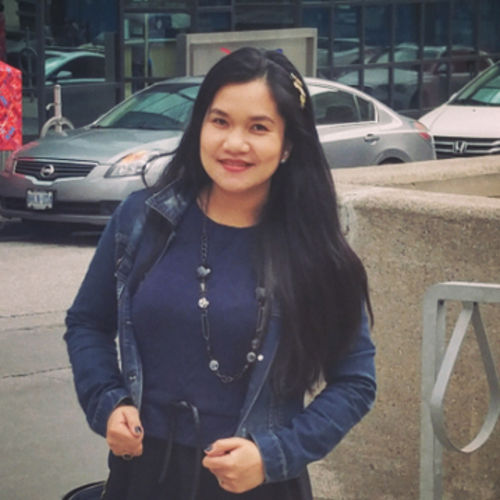 Canadian Nanny Provider Maria Teresa Angelia's Profile Picture