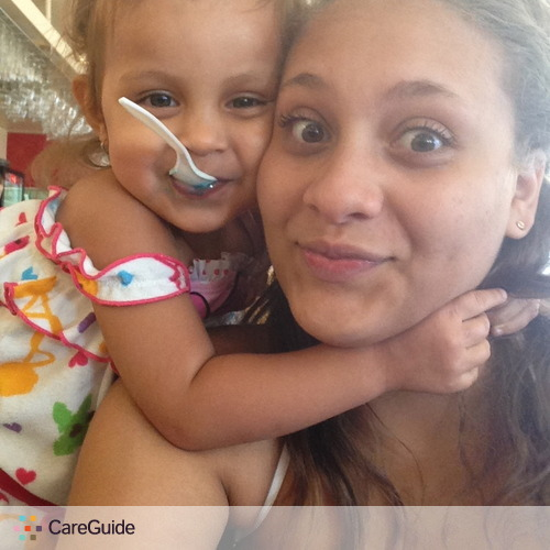 Child Care Provider Angelique Cruz's Profile Picture