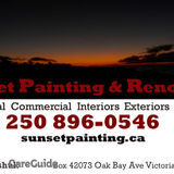 Sunset , Experienced, Insured Painters, Interior and Exterior Painting
