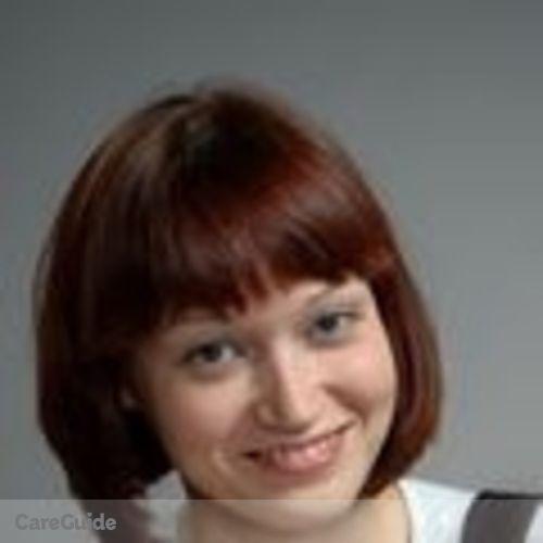 Canadian Nanny Provider Irina Radaeva's Profile Picture