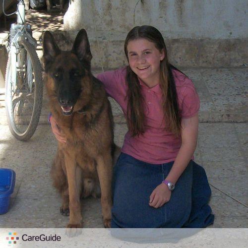 Pet Care Provider Hannah Fairall's Profile Picture