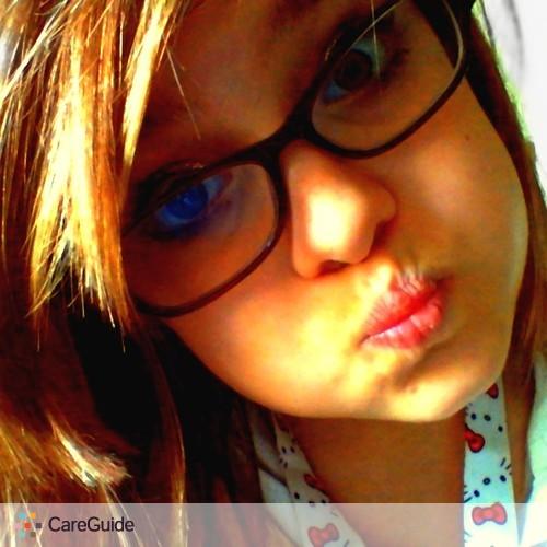 Child Care Provider Aubrey B's Profile Picture