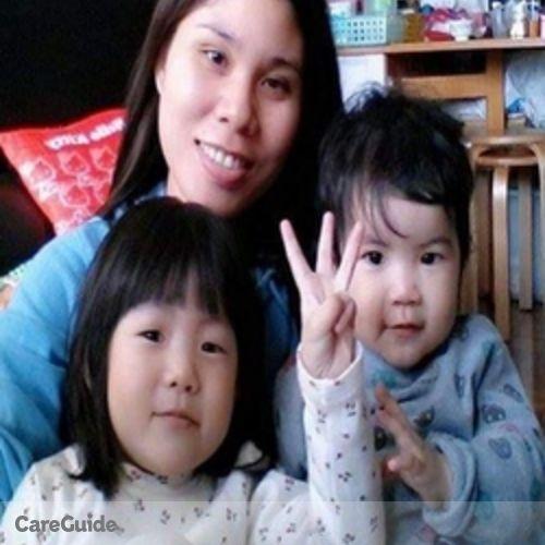 Canadian Nanny Provider Gina L's Profile Picture