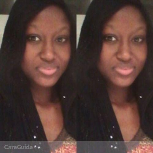 Canadian Nanny Provider Ndeye Yacine S's Profile Picture
