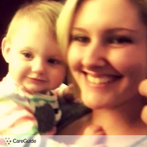 Child Care Job Cheyenne Weston's Profile Picture