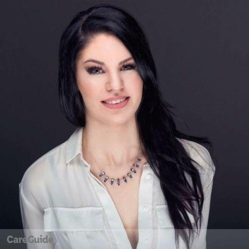 Canadian Nanny Provider Kristen Scott's Profile Picture