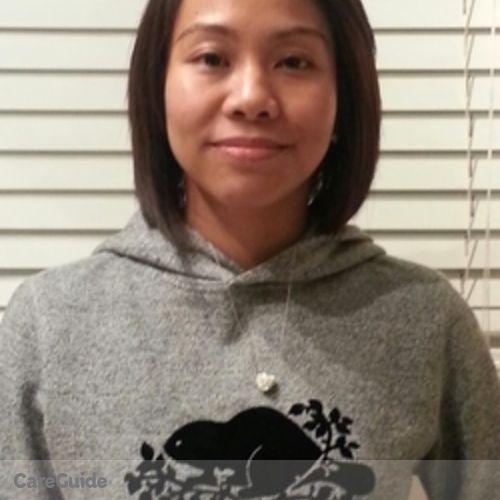 Canadian Nanny Provider Jeneliza Rose de Guzman's Profile Picture