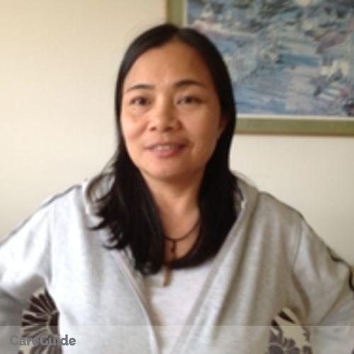 Canadian Nanny Provider Merla S's Profile Picture