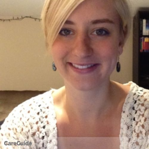 Canadian Nanny Provider Sophie Martin's Profile Picture