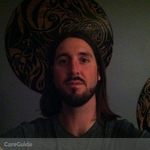 Painter Provider Garrett Fox's Profile Picture