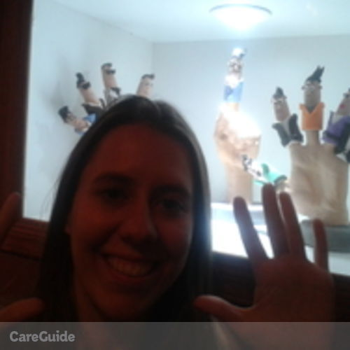 Canadian Nanny Provider Tatiana Carvalho's Profile Picture