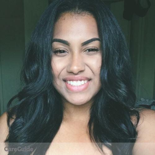 Canadian Nanny Provider Carlita Vasquez's Profile Picture