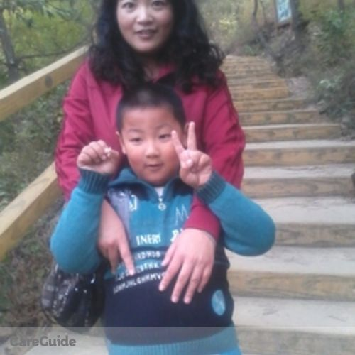 Canadian Nanny Provider Jenny Liu's Profile Picture