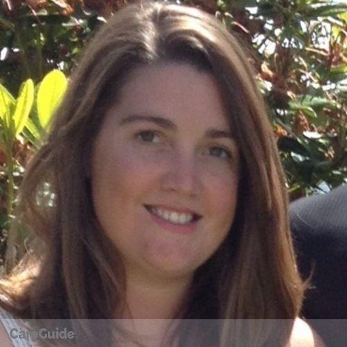 Canadian Nanny Provider Rebecca Thoms's Profile Picture